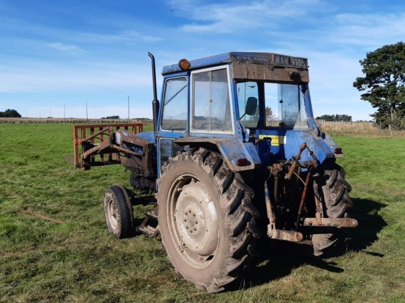 ONLINE Farm Displenish Sale at Marystone, Strichen, Fraserburgh. AB43 6SL